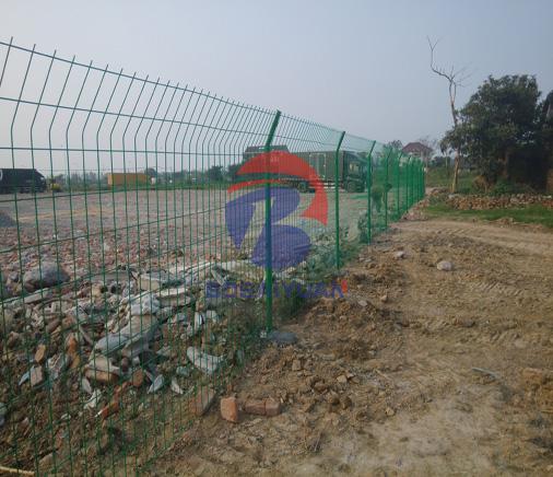 六盘水工厂护栏