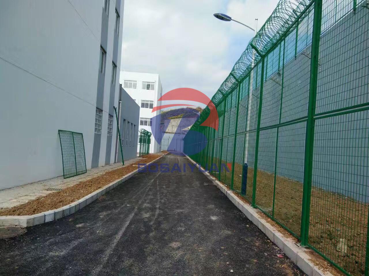 铜仁监狱护栏