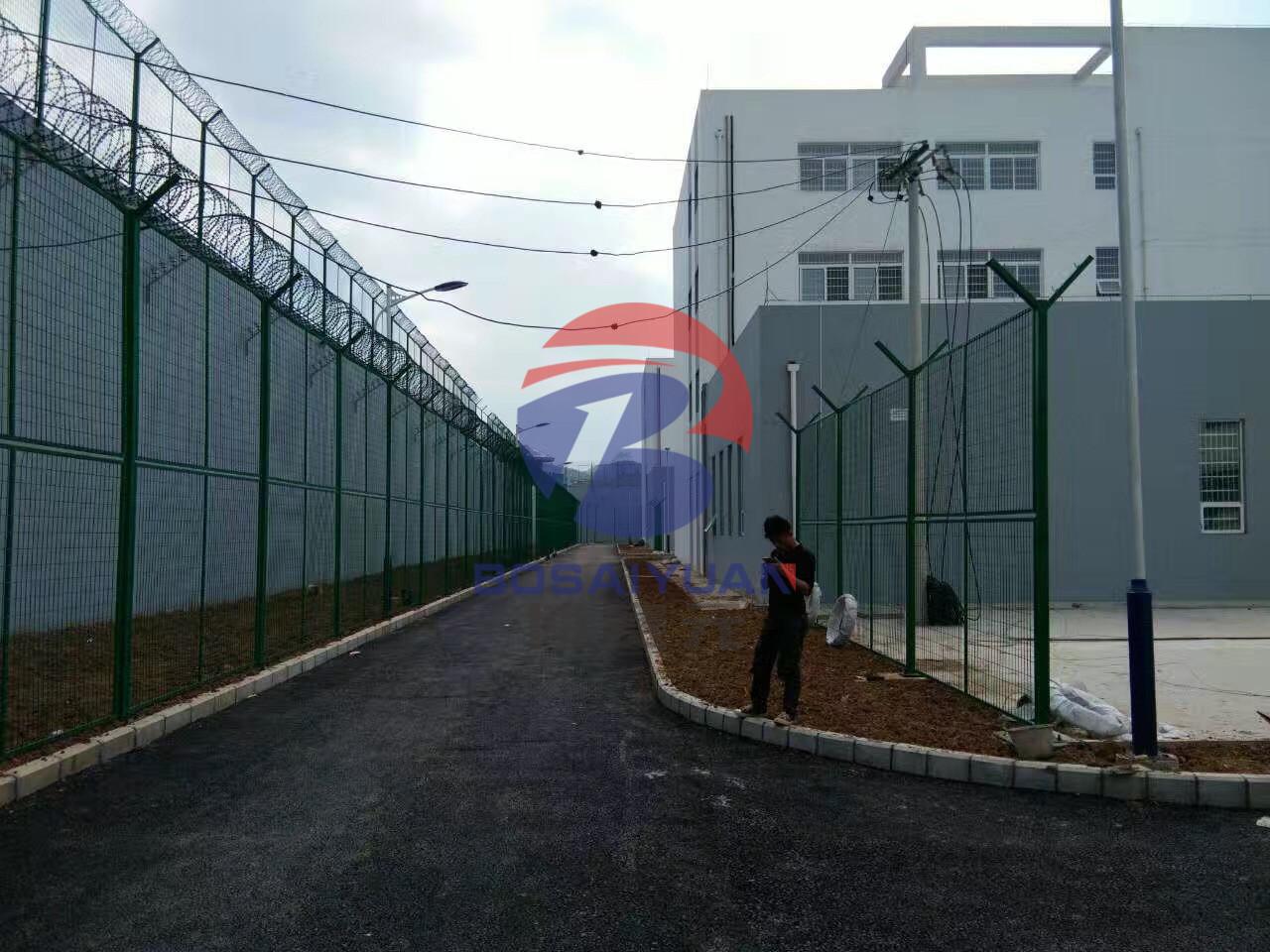 毕节监狱护栏