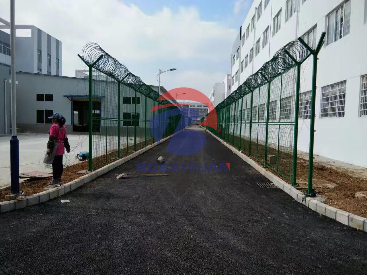 安顺监狱护栏