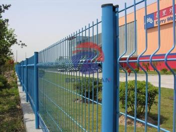 贵阳工厂护栏