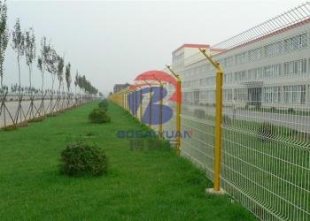 安顺工厂护栏