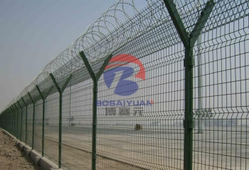 贵州机场护栏