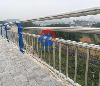 凯里桥梁防撞护栏
